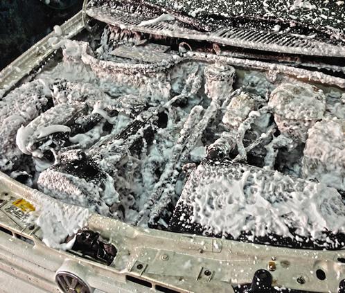 Lavados de motor
